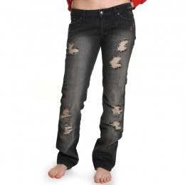 RUSTY FADED MEMORY JEANS Dusk Black