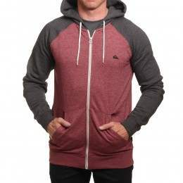 Quiksilver Everyday Z/Hoody Pomegranate