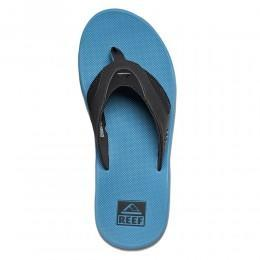 Reef Fanning Sandals Steel Blue