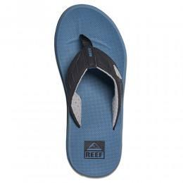 Reef Phantom Sandals Black & Steel Blue