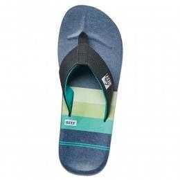 Reef HT Prints Sandals Aqua Green
