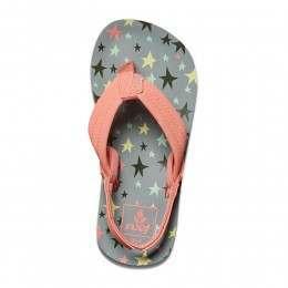 Reef Girls Little Ahi Sandals Twinkle Star