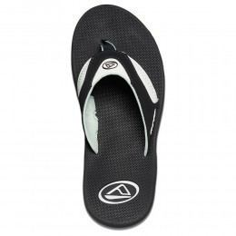 Reef Fanning Sandals Black/Mint