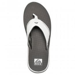 Reef Fanning Sandals Grey/White