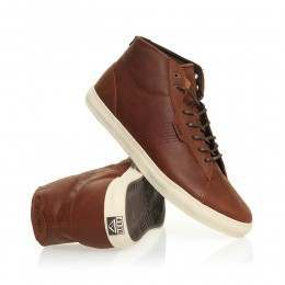 Reef Ridge Mid Lux Shoes Brown