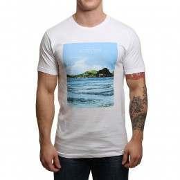 Reef Coast Tee White