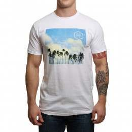 Reef Winds Tee White