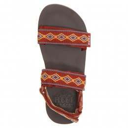 Reef Convertible Sandals Grey/Red