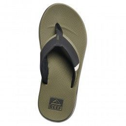 Reef Fanning Low Sandals Olive