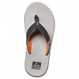 Reef Fanning Low Sandals Grey/Orange