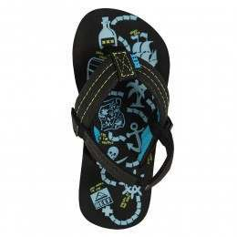 Reef Boys Ahi Glow Sandals Blue Glow