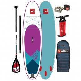 Red Paddle Ride 10ft 6 Inflatable Paddleboard SE 2018