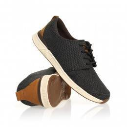 Reef Rover Low TX Shoes Black/Gum
