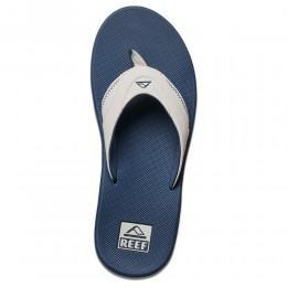 Reef Fanning Sandals Navy/Grey