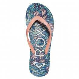 Roxy Tahiti V Sandals Blue Surf