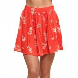 BILLABONG SWEET SANDZ SKIRT Rio Red