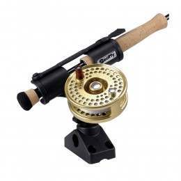 SCOTTY 265 FLY ROD HOLDER & 241 SIDE DECK MOUNT