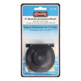 Scotty 348 Stick On Accessory Mount 3 inch