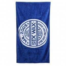 Sexwax Beach Towel Blue