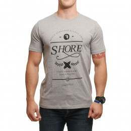 SHORE CLASSIC BOARDS TEE Grey