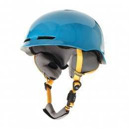 SHRED READY FORTY 4 SNOW HELMET Electric Blue