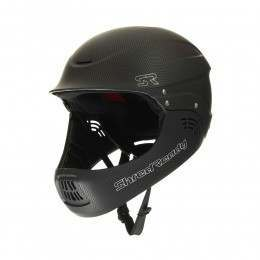 Shred Ready Standard Full Face Helmet Carbon Black