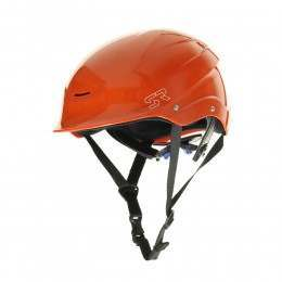 Shred Ready Standard Half Cut Helmet Orange