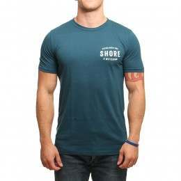 SHORE SECRET TEE Teal