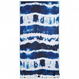 Slowtide Indigo Sun Beach Towel Navy/White