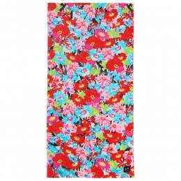 Slowtide Dead Flowers Beach Towel Multi