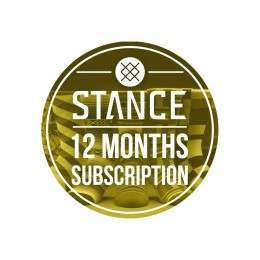 STANCE SOCKS 12 MONTHS MYSTERY SUBSCRIPTION