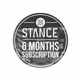 STANCE SOCKS 6 MONTHS MYSTERY SUBSCRIPTION