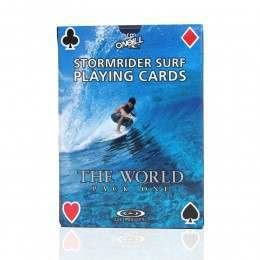 STORMRIDER PLAYING CARDS