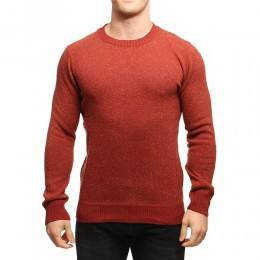 Element Kayden Knitted Crew Rio Red