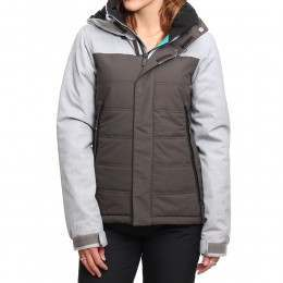 Volcom Vaycay Snow Jacket Heather Grey