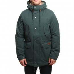Volcom Starget Parka Expedition Green