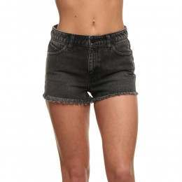 Volcom 1991 Denim Shorts Smoke