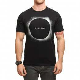 VonZipper Painted Moon Tee Black