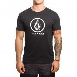 Volcom Circlestone Tee Black