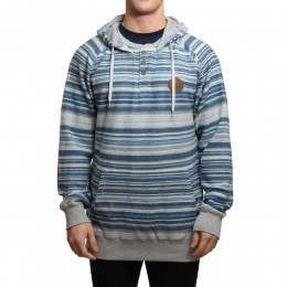 Vissla Ley Day Pullover Grey Heather