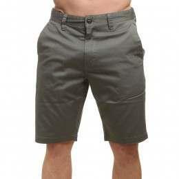 Volcom Frickin Modern Stretch Shorts Dusty Green