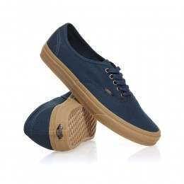 Vans Authentic Shoes Light Gum/Dress Blues