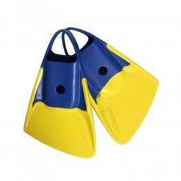 Vision Blade Bodyboard Swim Fins Yellow/Blue