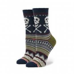 Stance Ladies Frostbite Socks Navy
