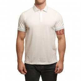 Element Freddie Polo Shirt Off White