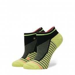 Stance Flortex Low Fusion Socks Neon Lime