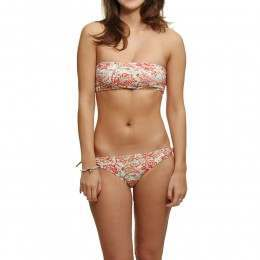Billabong Paisley Tube Bikini Multi