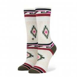 Stance Krista Everyday Socks Oatmeal Heather