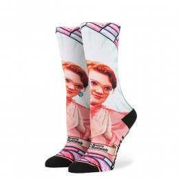 Stance X Stranger Things Ladies RIP Barb Socks