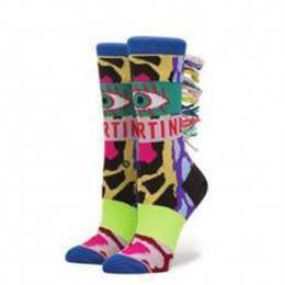 Stance Magic Eye X Libertine Socks Multi